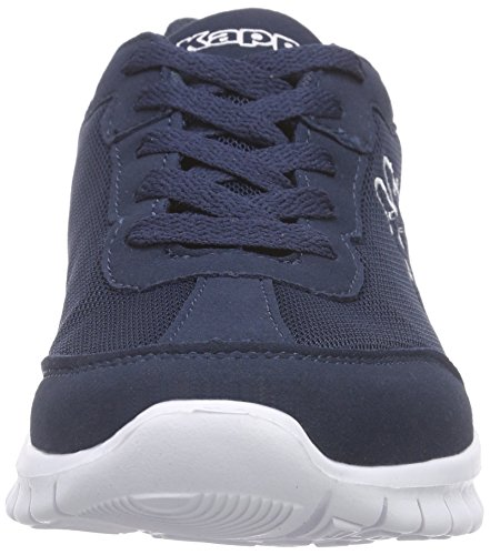 white navy Bleu Mixte 6710 Kappa Basses Adulte Baskets Rocket qwYZXt0f