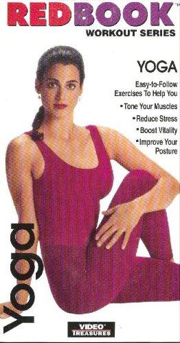 Redbook Yoga [VHS]