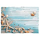 Beach Seashells Paper Placemats - 9.75x14in. (50)