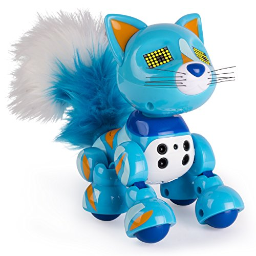 Zoomer Meowzies, Patches, Interactive Kitten with Lights ...