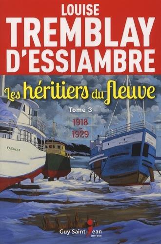 les-hritiers-du-fleuve-t-03-1918-1929
