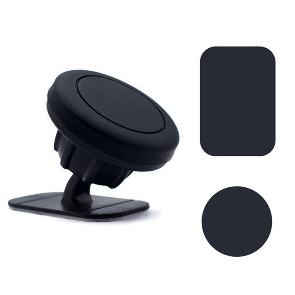 Support Té lé phone Voiture Magné tique Ventilation Support Voiture en Aluminium Easy-topbuy123