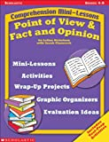 Point of View and Fact and Opinion, Leann Nickelsen and Sarah Glasscock, 0439438365
