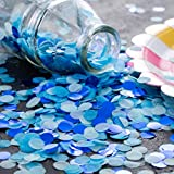 Tissue Paper Confetti Circle Dots for Table Wedding