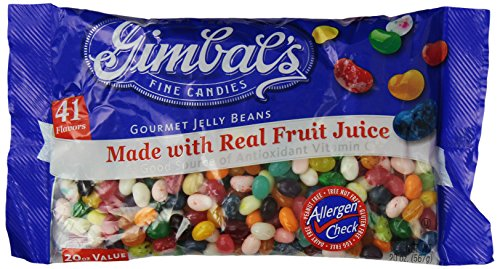 Gimbal's, Gourmet Jelly Beans, 20oz Bag (Pack of 2)