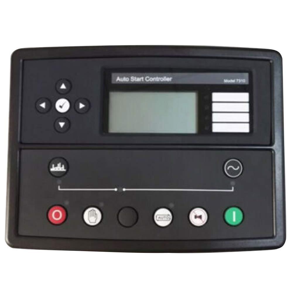 DSE7310 Diesel/Gas Generator Genset Controller Panel Auto Start Control Module,DSE7310 LCD Screen Genset Controller Module by Bever0
