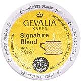 Gevalia Signature Blend K-Cups Coffee, Mild, 84 Count