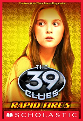 39 clues book five - 7