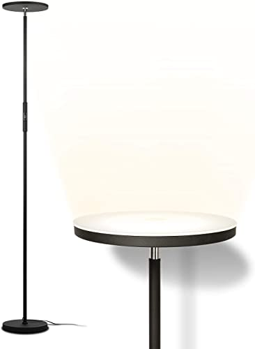 Consciot LED Torchiere Floor Lamp 30W