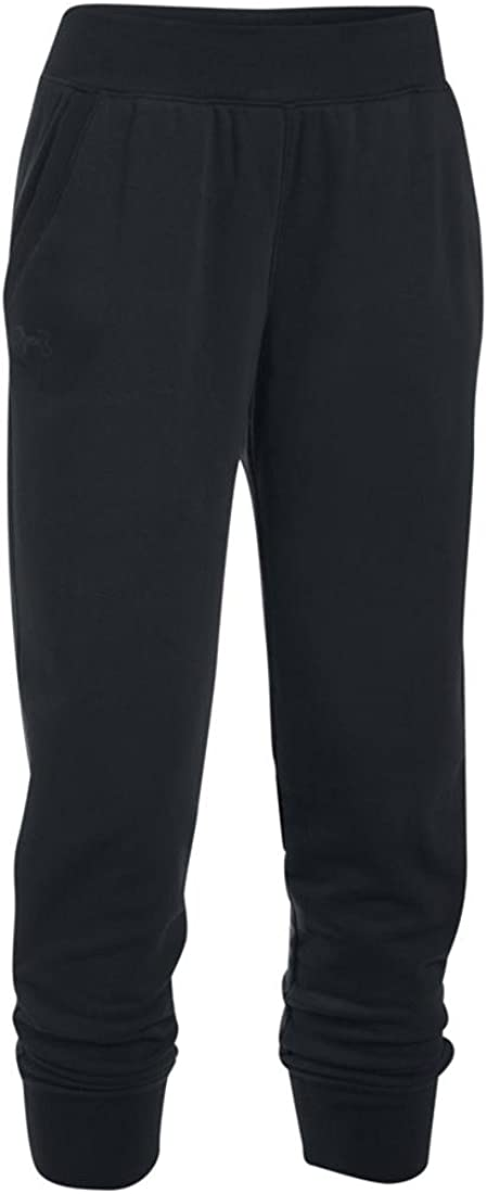 Under Armour Womens armor french terry ankle crop