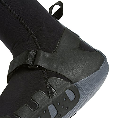 Xcel Infiniti-Botas de neopreno para deportes acuáticos (con separación de dedos para 5mm negro