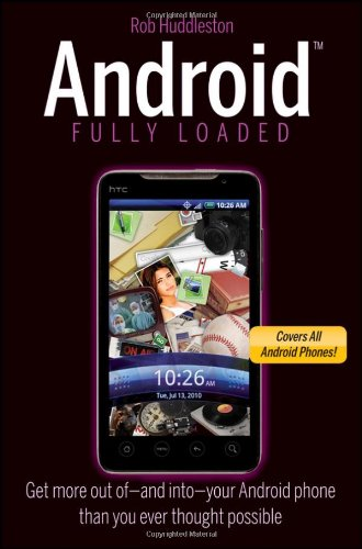 [PDF] Android Fully Loaded Free Download | Publisher : Wiley | Category : Computers & Internet | ISBN 10 : 0470930020 | ISBN 13 : 9780470930021