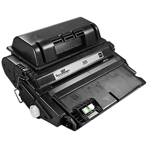 Speedy Inks - Compatible Replacement for HP 42A Q5942A Black Laser Toner for HP LaserJet 4250, 4250dtn, 4250tn, 4250n, 4250dtnsl, 4350, 4350dtn, 4350dtnsl, 4350n, 4350tn, 4240, (42a Laserjet)