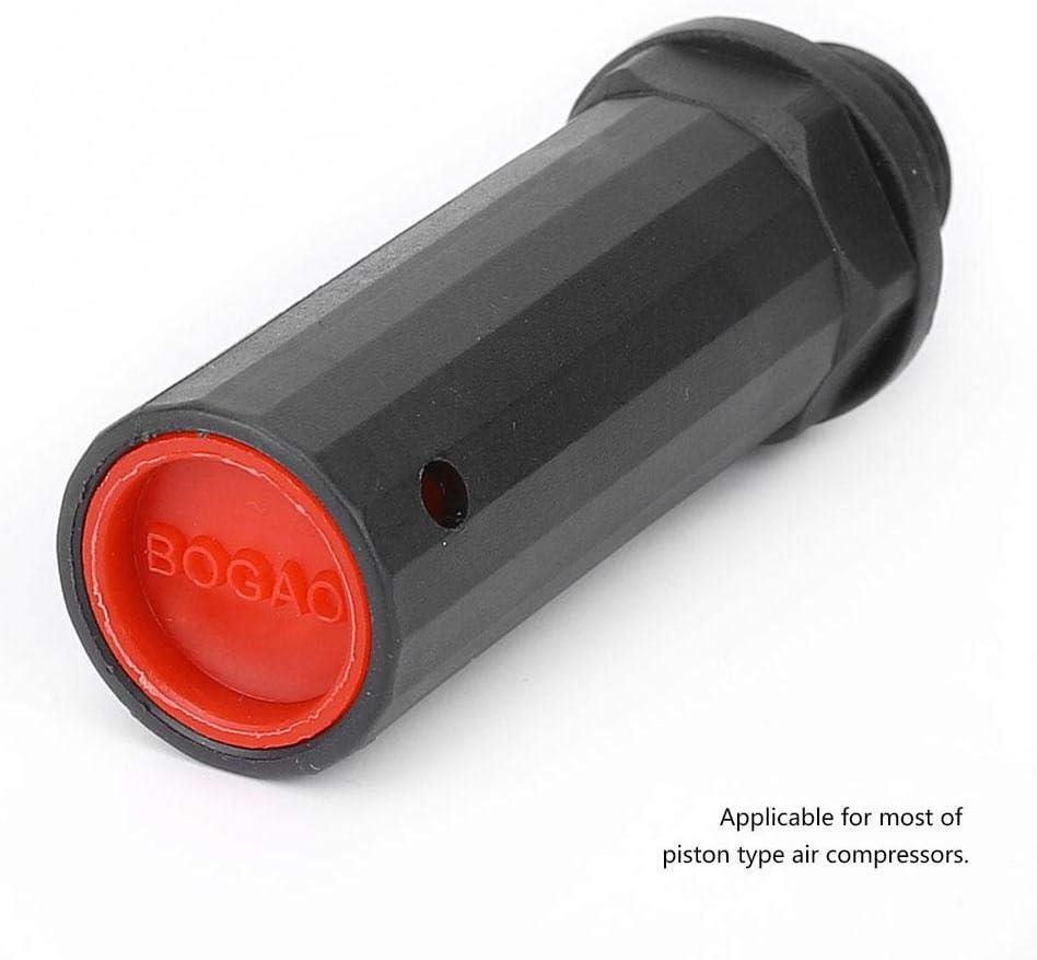 Dpofirs 15.5mm Tapa de Ventilaci/ón de Varilla de Respiraci/ón del Compresor de Aire 5 Piezas de V/álvula del Compresor de Aire Respirable Adecuado para la Mayor/ía de Compresores de Aire de Pist/ón