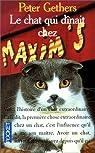 Le Chat qui dînait chez Maxim's par Gethers