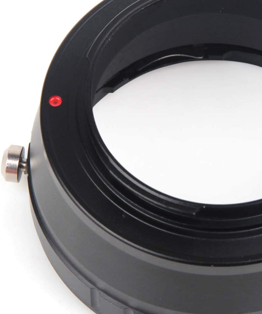 Lens Adapter for Canon EF EOS Lens to Sony E Mount NEX Camera NEX-5T 3N A7 A7s