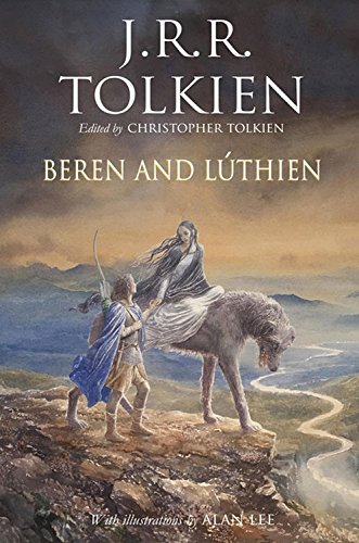 Beren and Lúthien - Book  of the Middle-earth Universe