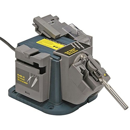 Multipurpose Sharpener for Drill Bits, Chisels, Planer Blades, Scissors and Knives Electric Power Tool
