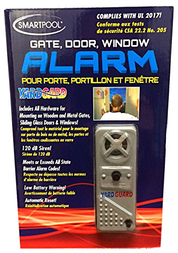 Smartpool YG03 YardGard Gate/Door/Window Alarm