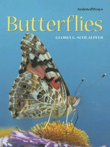 Read Online Butterflies (Animalways) pdf epub