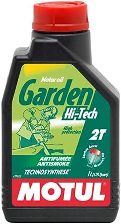 Motul 102799 Motoröl Garden 2t Hi Tech 1 L Auto