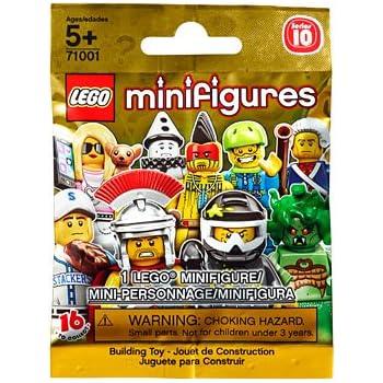 LEGO Minifigures Series 10 71001
