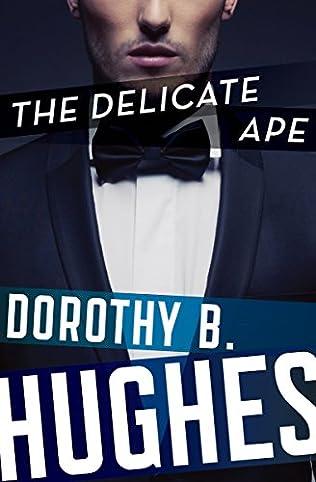 book cover of The Delicate Ape