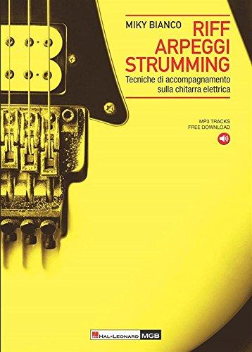 Riff arpeggi strumming per chitarra elettrica, Electric Guitar