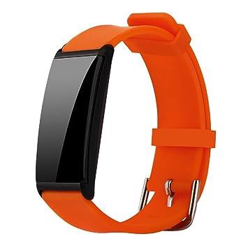 Reloj Inteligente, Pulsera de Actividad Inteligente, Impermeable ...