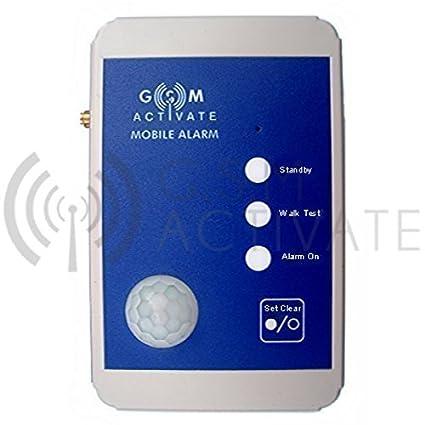 Alarma de barco - Llama o manda mensajes de texto cuando hay ...
