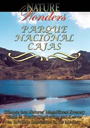Nature Wonders Cajas National Park Ecuador