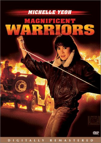 VHS : Magnificent Warriors