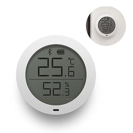 Temperatura y medidor de humedad, Xiaomi mijia Bluetooth Temperatura Sensor de humedad con LCD screen