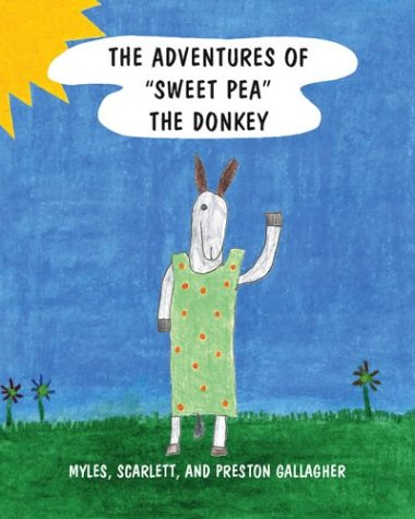 Download The Adventures of Sweet Pea the Donkey pdf