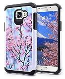 Galaxy A5 2016 Case, NageBee Design Premium [Heavy Duty] Defender [Dual Layer] Protector Hybrid Case for Samsung Galaxy A5 (2016) (Hybrid Pink Plum)