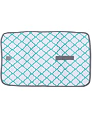 ULTNICE Baby Diaper Changing Pad Liners Waterproof Baby Urinal Mat Infant Piss Pad Sleeping Bed Cover Mattress for Toddler Newborn Dog Travel Indoor (Green)