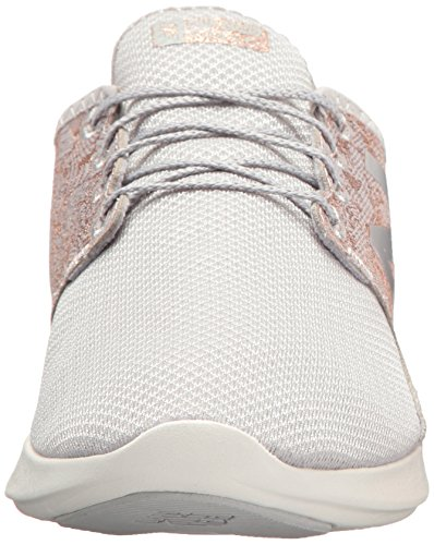 Coast Balance Shoes New V3 Running Metallic Champagne Overcast Women's ETxaC4gwaq
