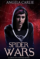 Spider Wars (Lords of Shifters Book 2)