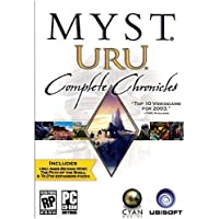 Myst Uru: The Complete Chronicles - PC (Jewel case)