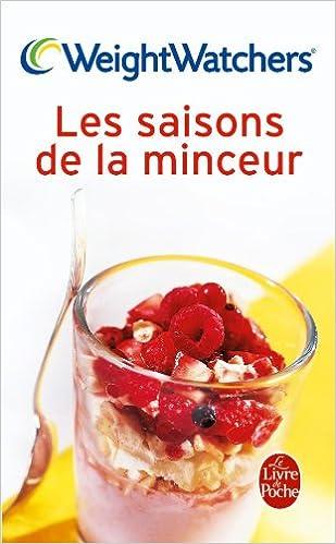 Les Saisons De La Minceur Livre De Poche Cuisine French