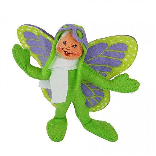 Annalee - 4in Butterfly - Annalee Elf Dolls