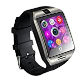 Moniko Wireless Original Long Standby Smartwatch Smart Watch with Camera For Android Device-8G Silver