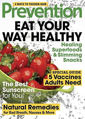 Womens Health Magazine - Prevention