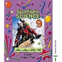 Spotlight Science Teacher Support Pack 9