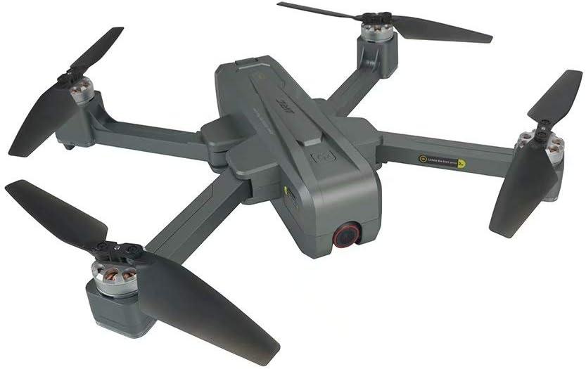 QSs-Ⓡ Mini HelicóPtero Plegable Quad Quad con CáMara para Adultos 4K Live Video HD Y GPS Regreso A Casa, Mantenimiento De Altitud, Modo Sin Cabeza, con Funciones SíGueme Selfie