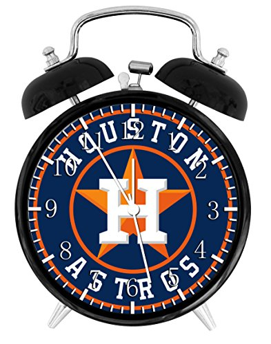 Astros Alarm Desk Clock Home Office Decor F72 Nice For Gifts
