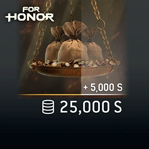 For Honor: 25 000 Steel Credits Pack - PS4 [Digital Code]