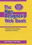 The Non-Designer's Web Book, 3rd Edition, Robin Williams, John Tollett, 0321303377