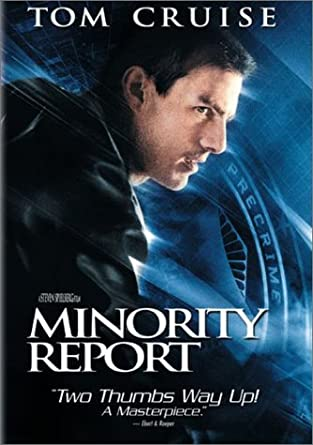 Image result for minority report amazon