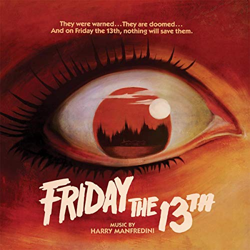 Friday the 13th (180 Gram Colored Vinyl - 1980 Original Score) (House Soundtrack Of Wax)